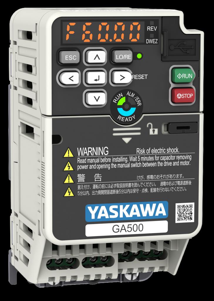 GA500 – GA500 Microdrives for Industrial Applications
